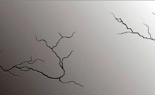 墙体裂缝修补方法