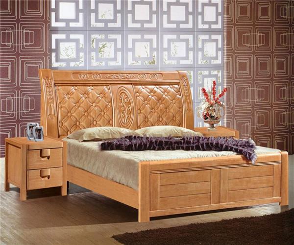 橡木床价格