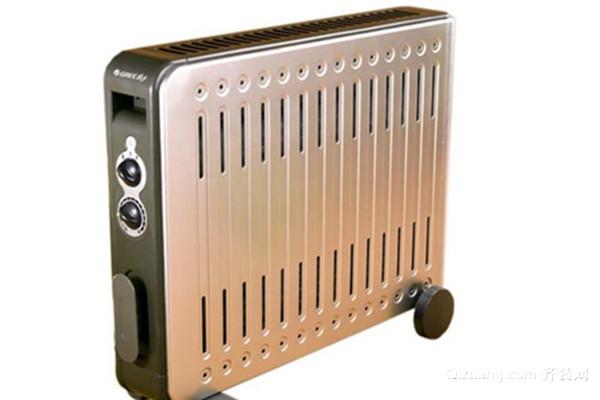选材导购 家用电器 电暖器  > 正文   油汀电暖器一般采用双金属片
