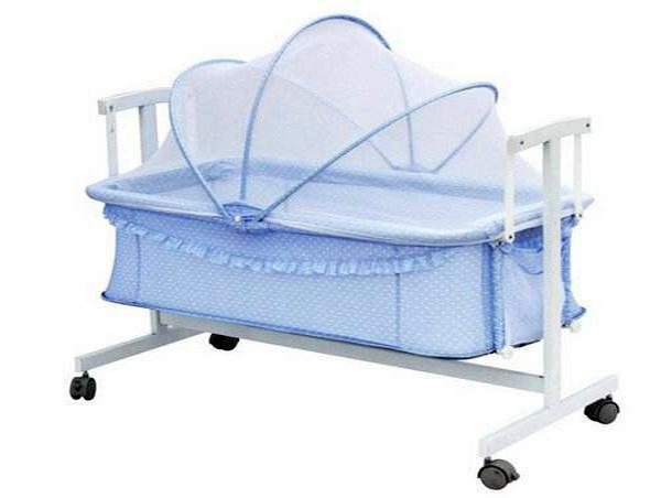 智能婴男摇床装置