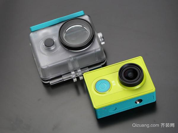 小米运动相机如何使用图片