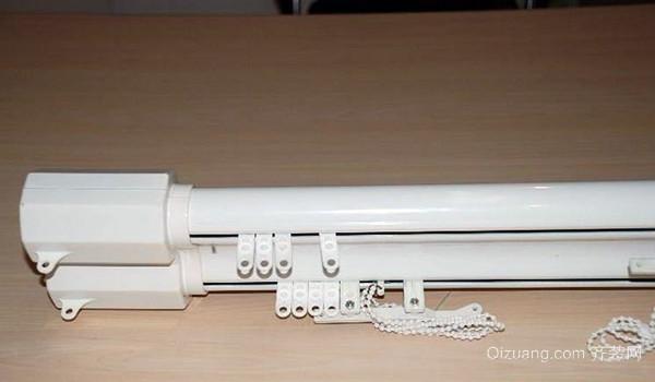 遥控窗帘轨道的特点及安装步骤详解
