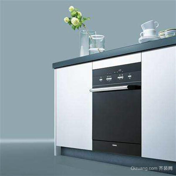 嵌入式洗碗机图片