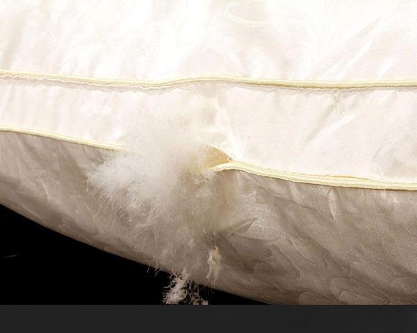 机洗羽绒枕