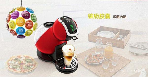 胶囊咖啡机的特点