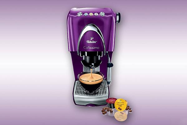 胶囊咖啡机效果图