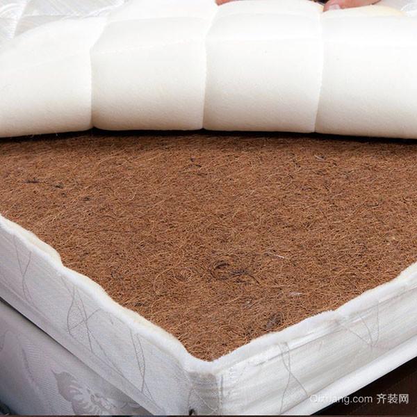 两种椰棕床垫介绍