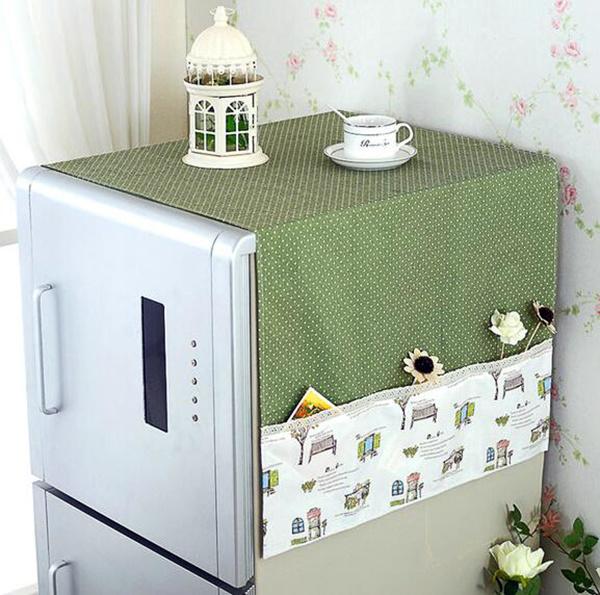华丽莱冰箱防尘罩