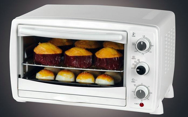 烘焙效果不同