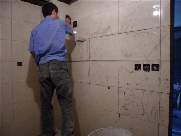瓷砖铺贴验收技巧