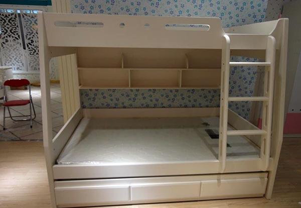 七彩人生高低儿童床品牌