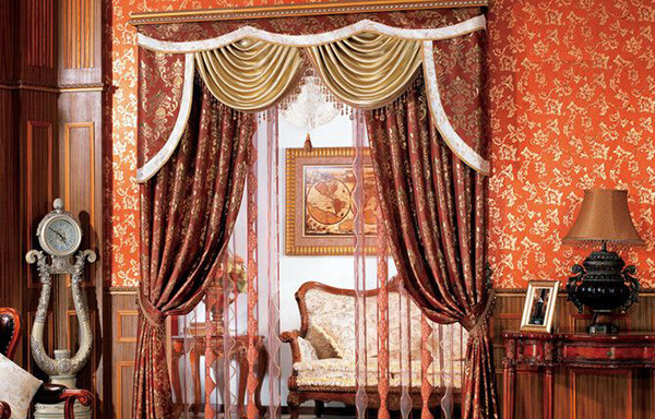 窗帘展厅设计注意事项