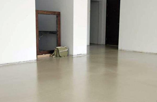 自流平地板优缺点优点