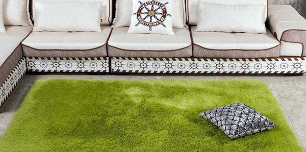 家庭地毯品种选择