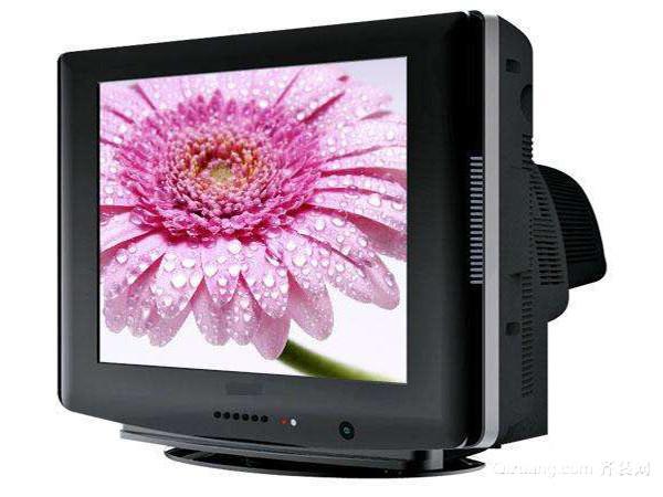 老式彩色电视机保养 更多的是怀旧