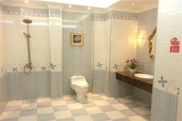 选购卫生间瓷砖