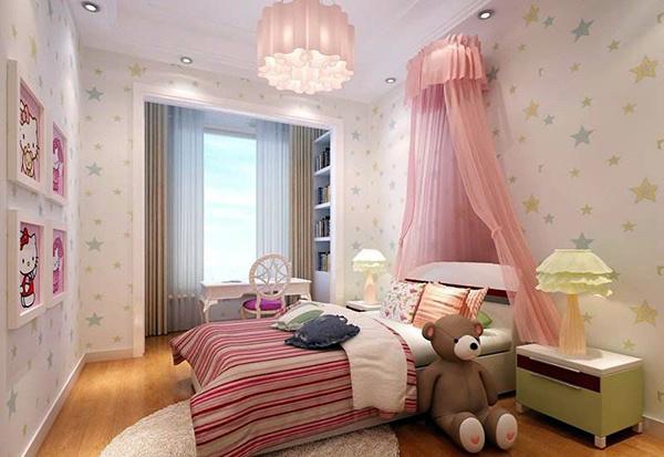 卧室墙纸优缺点