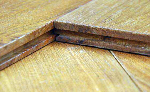 优暖家地暖地板之防潮耐热