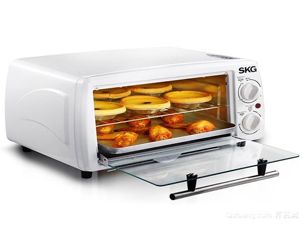 电烤箱清洁小诀窍