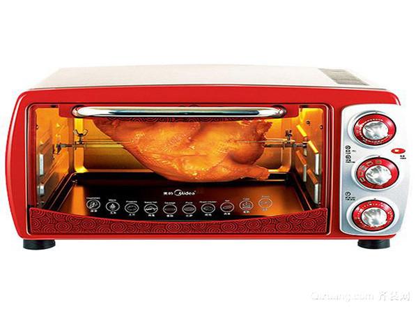 电烤箱清洁