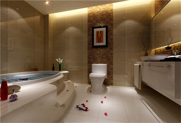 卫生间瓷砖选择注意事项