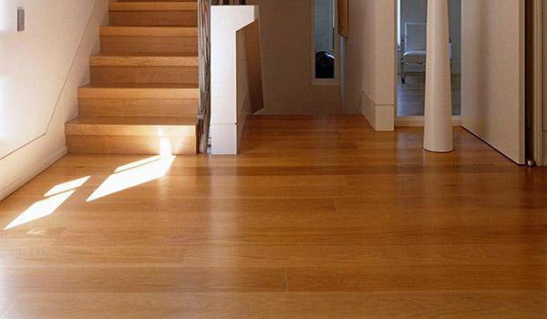 三层复合木地板优点之环保安装简单