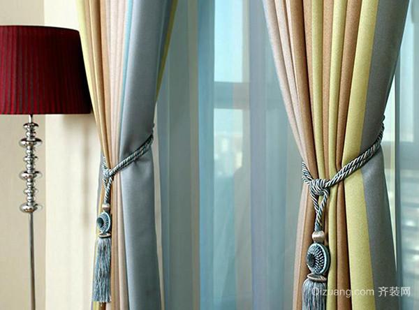 现代风格窗帘的特点分析 让家居暖心又温馨图片