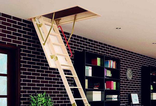 伸缩楼梯的缺点