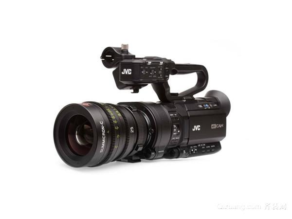JVC ls300摄像机外观