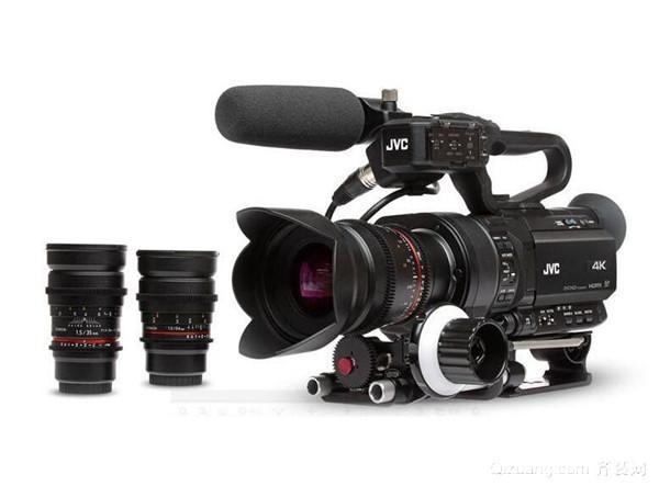 JVC ls300摄像机配置