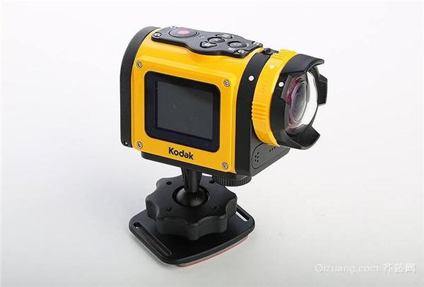 柯达SP1摄像机外观