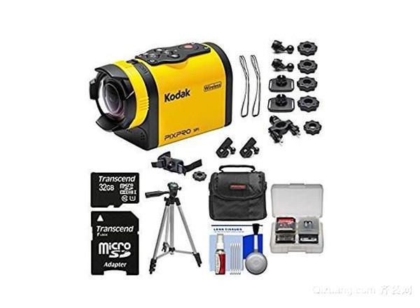 柯达SP1摄像机配置