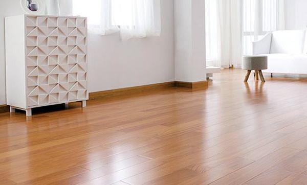 地板除湿方法