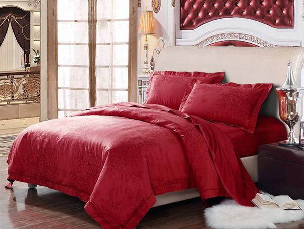 看罗莱家纺床上用品款式风格
