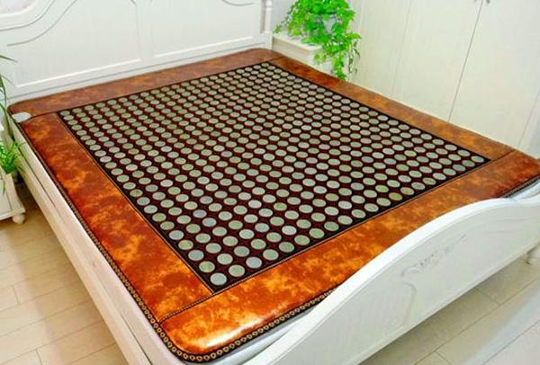 玉石床垫的功效