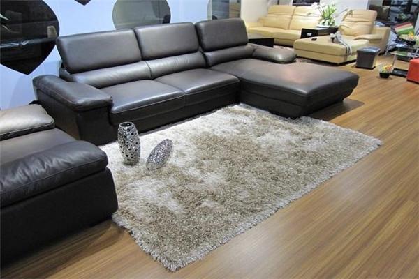 客厅地毯选购小窍门