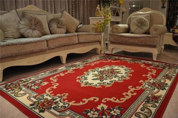 客厅地毯选购