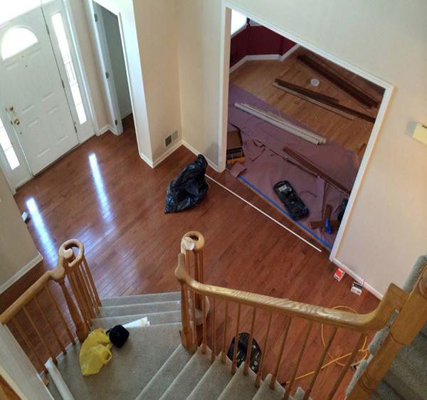 复合地板鼓起的原因是什么?如何保养复合地板?