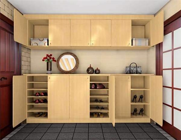 鞋柜保养清洁