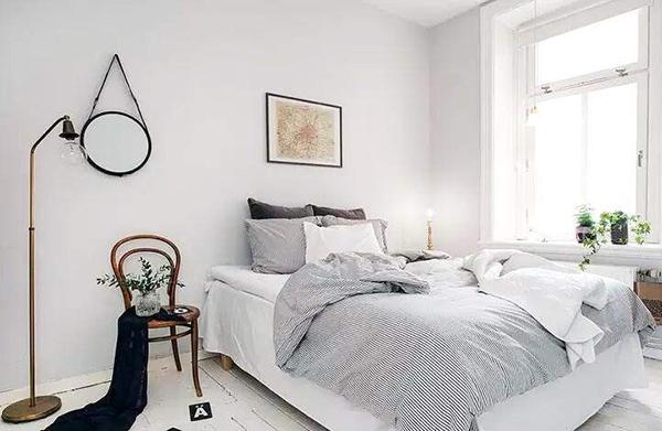 单身公寓卧室设计技巧 让家充满活力