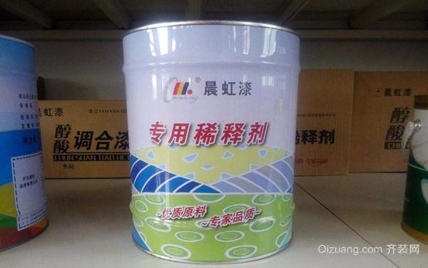 油漆稀释剂的介绍