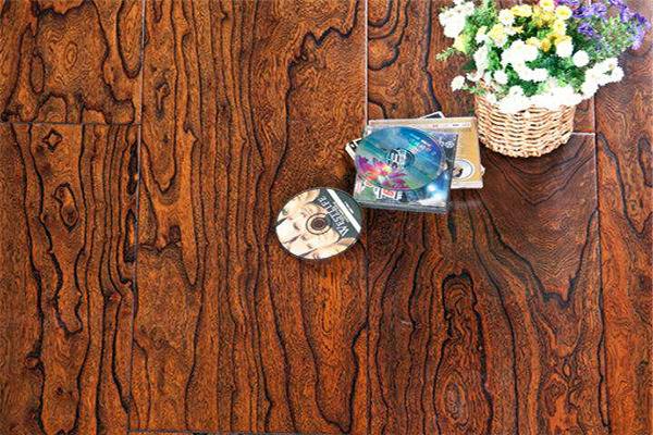 手抓纹复合实木地板