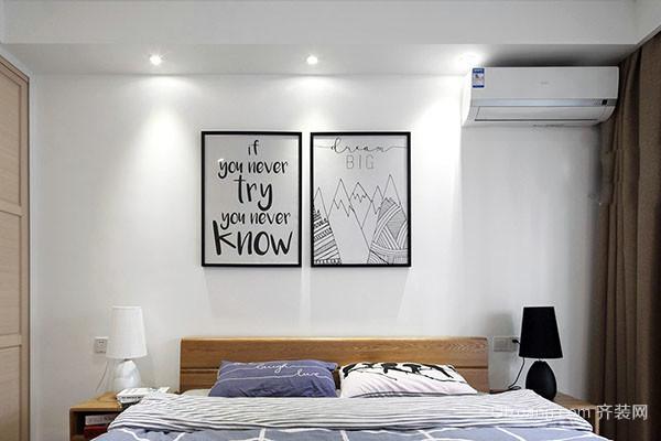 卧室装饰画