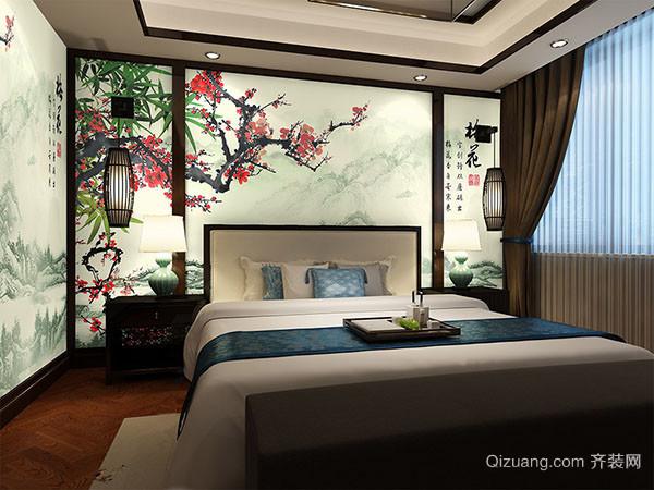 卧室装饰画风格