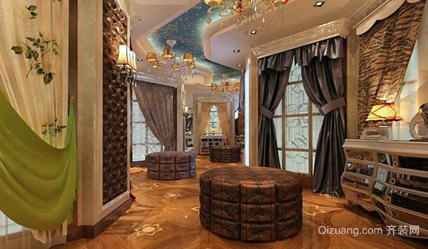 装修窗帘店效果 四、如何装修窗帘店--挂版 窗帘挂版,店内所摆的样品都比较配合现代的家居色调、人群喜欢的元素,要站在顾客身上考虑这问题,才能赢得顾客。 五、如何装修窗帘店--布局 窗帘店店内的布局也很重要,能够方便顾客和店员的了解和推荐,布局凌乱,有时找类款式花上半天时间,给人以不好的印象。 六、如何装修窗帘店--风格选定 选择合适的装修风格,要根据风格进行装饰。作为小型的窗帘店可以选择一些较为明亮的暖色,给消费者一种温馨舒适的感觉。尽量减少冷色的使用,避免让消费者有一种硬邦邦的冷漠感。