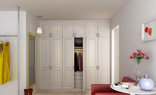 儿童衣柜内部设计要点四,安全设计 儿童房的设计,除了要充分地考虑到