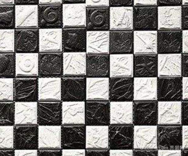 黑白墙壁贴图素材