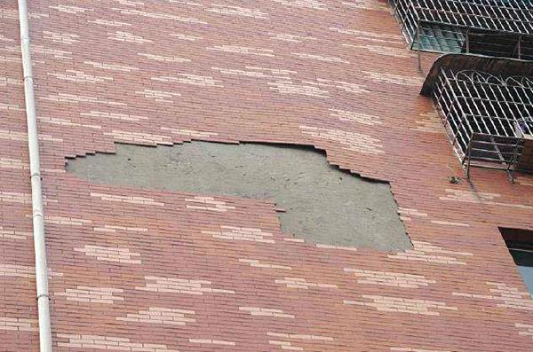 瓷砖脱落如何修补