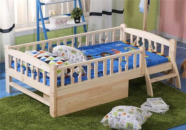 儿童床宝宝舒适方放心