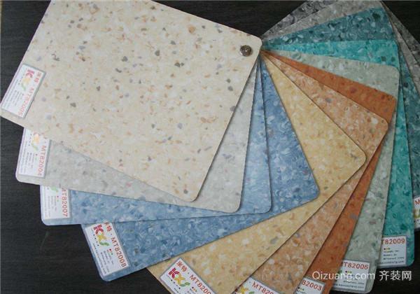 地板胶的价格